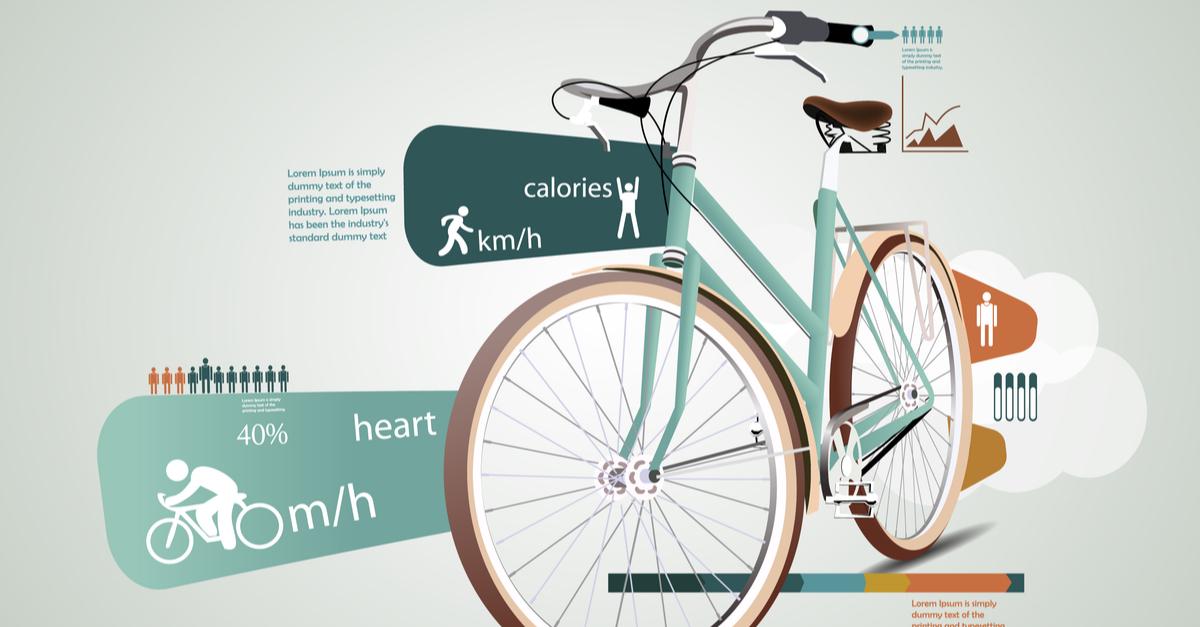 Cuore e bicicletta: cosa succede quando pedaliamo