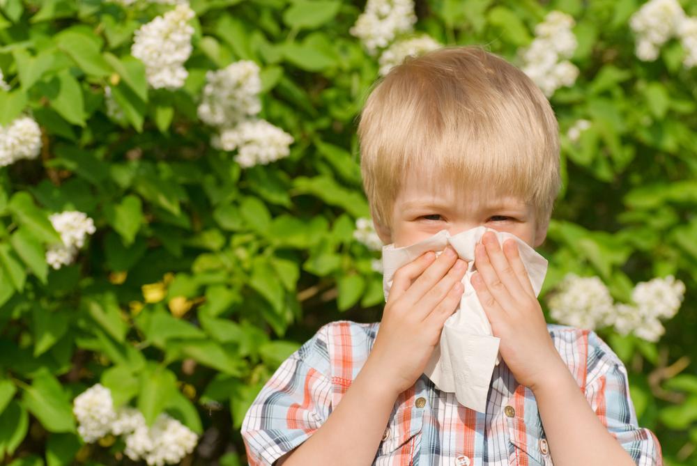 Bambini allergici e vacanze: piccoli utili consigli per vivere una vacanza serena in famiglia