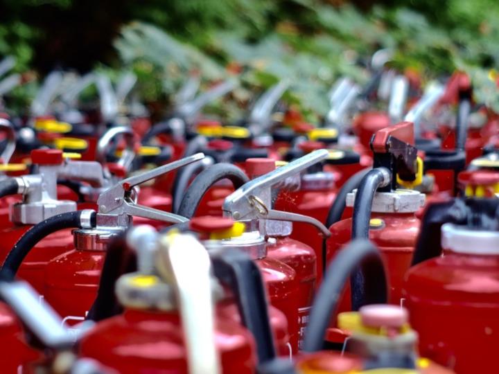 Protezione attiva antincendio: disponibile on line la guida INAIL