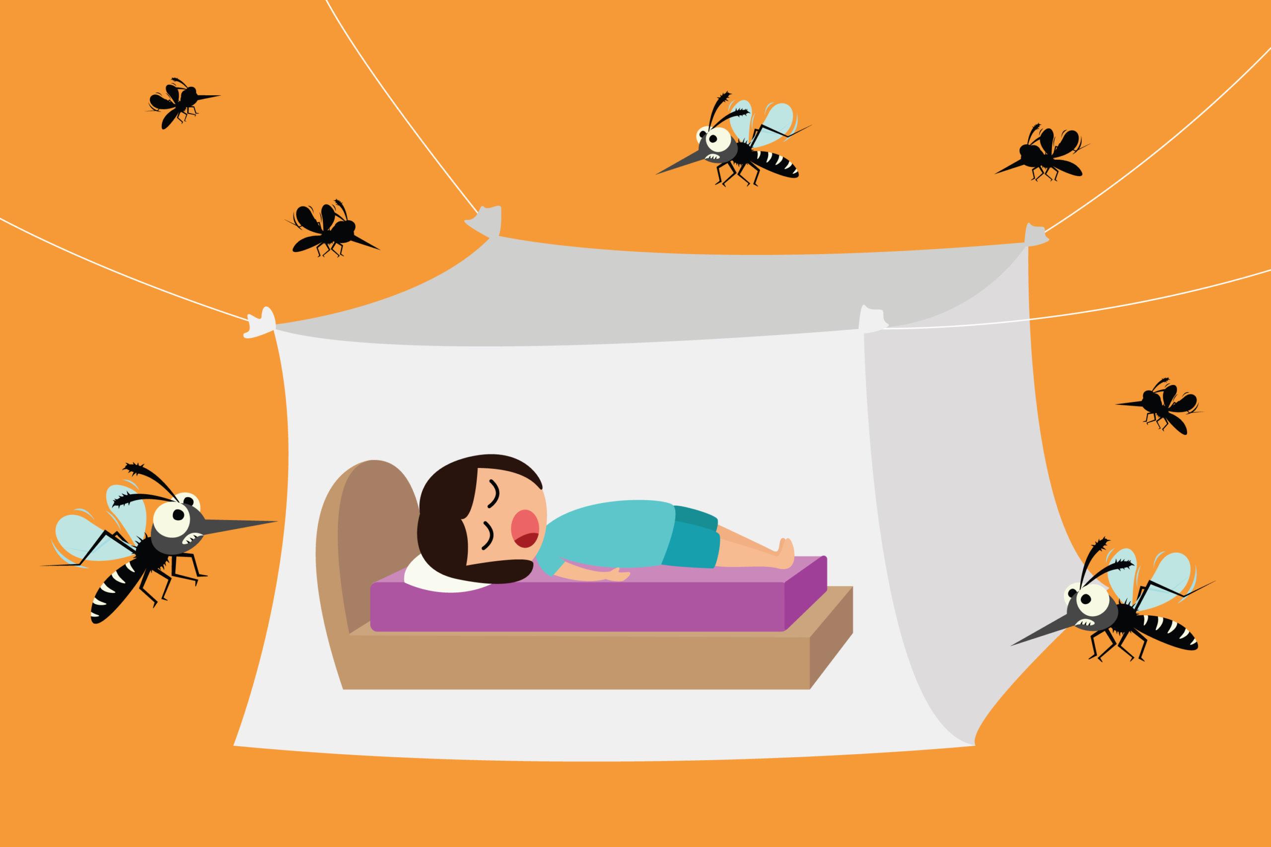 La profilassi antimalarica nei bambini