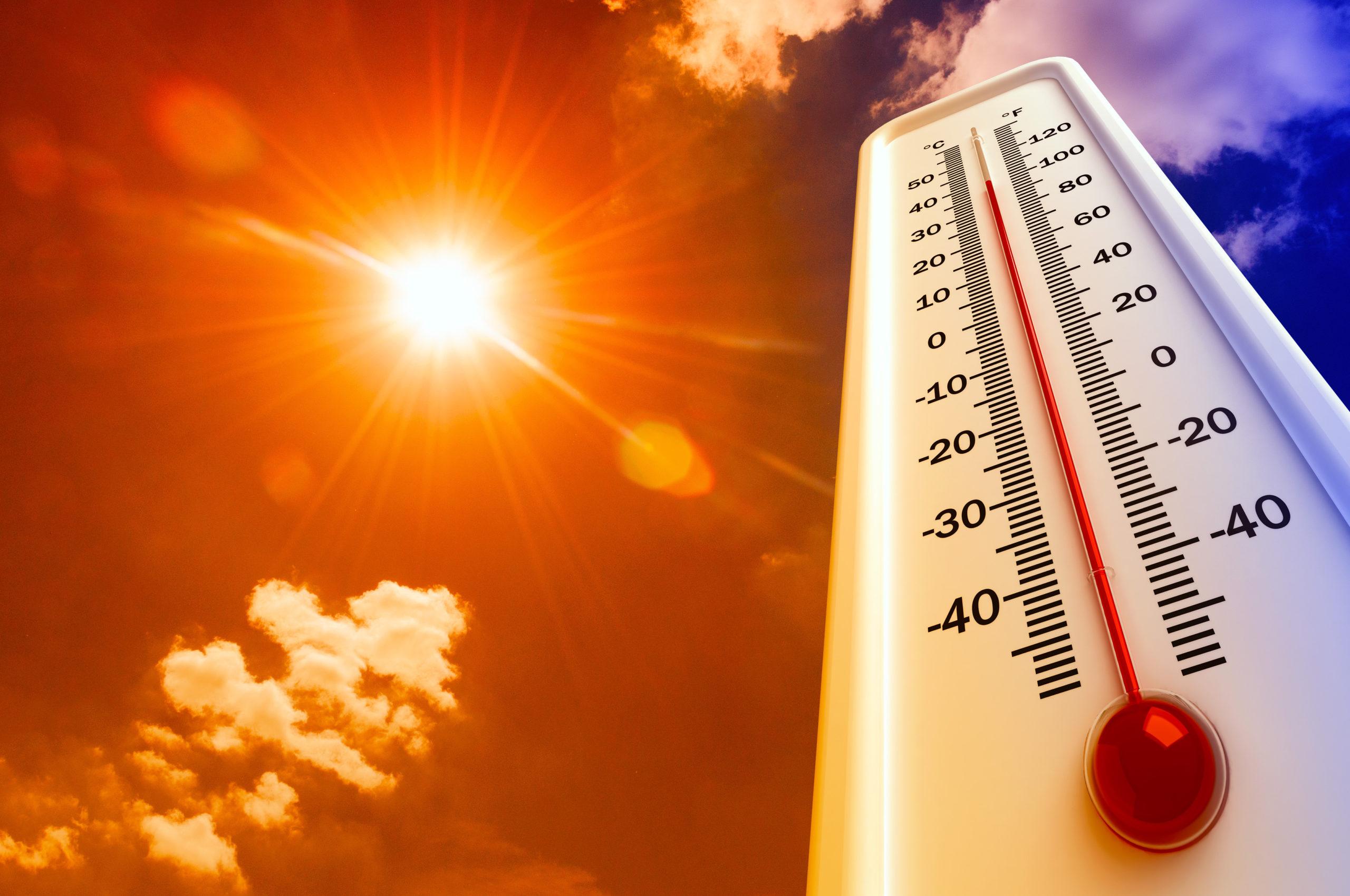 Le patologie da calore