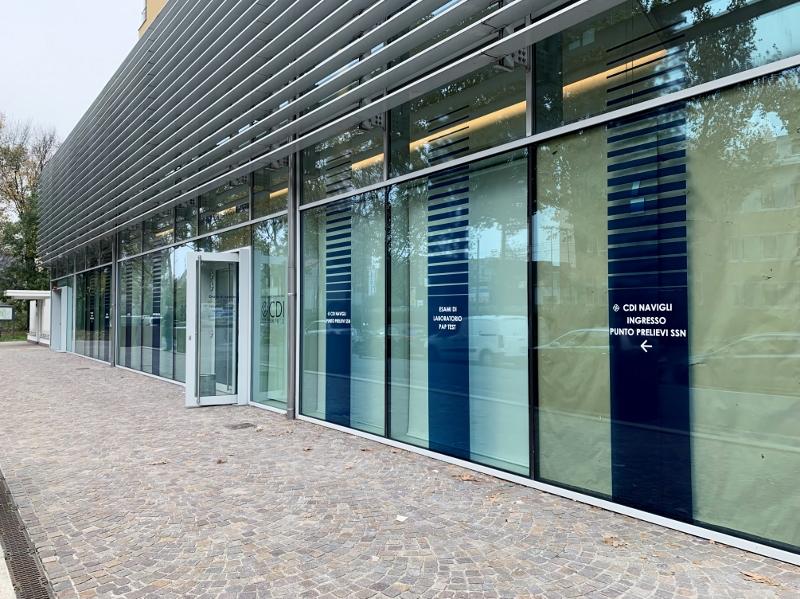 CDI Navigli: nuovo punto prelievi in Viale Liguria