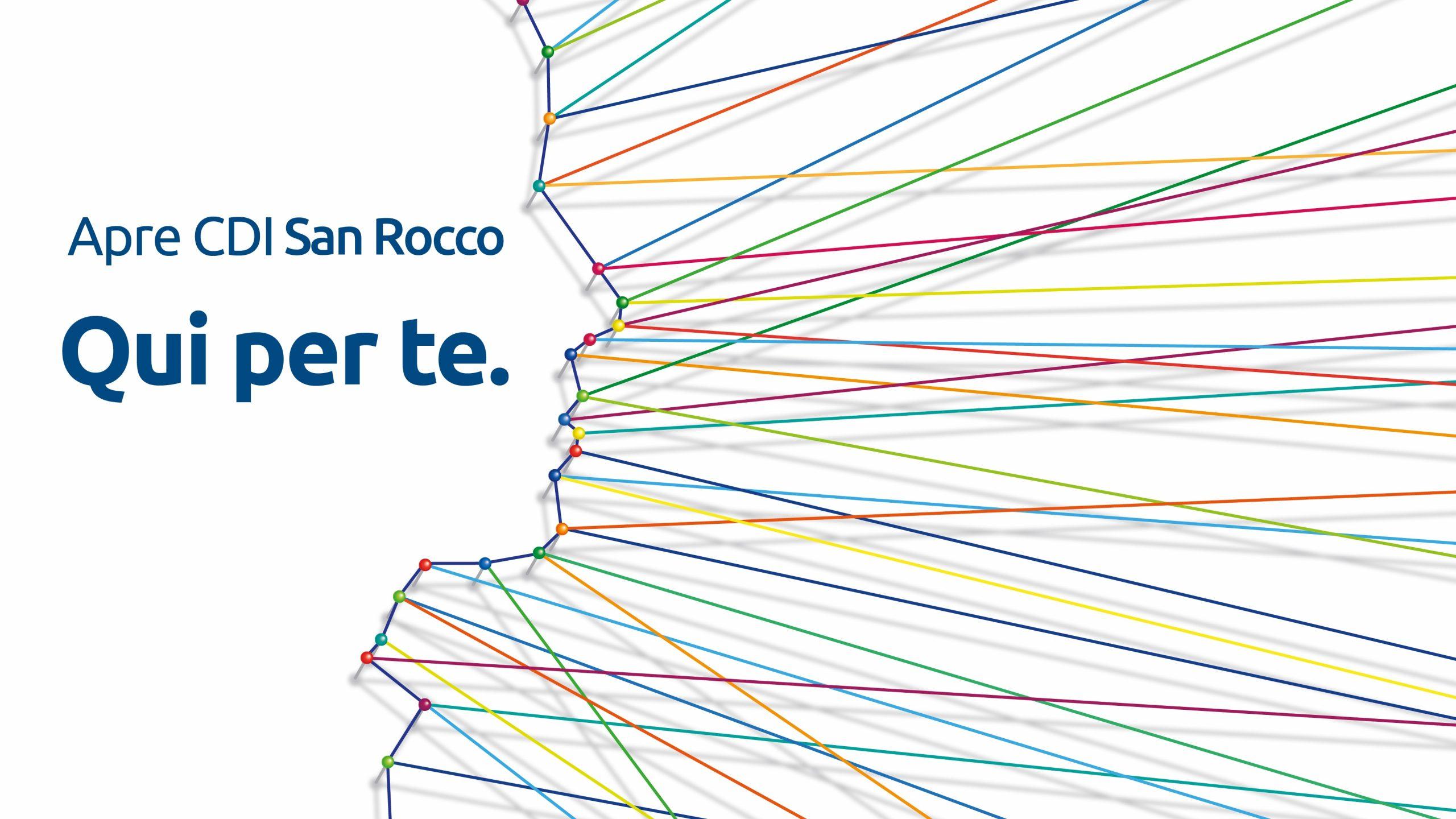 CDI San Rocco: dal 12 aprile anche il Punto Prelievi SSN