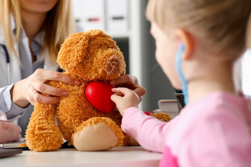 Il nuovo servizio di cardiologia pediatrica
