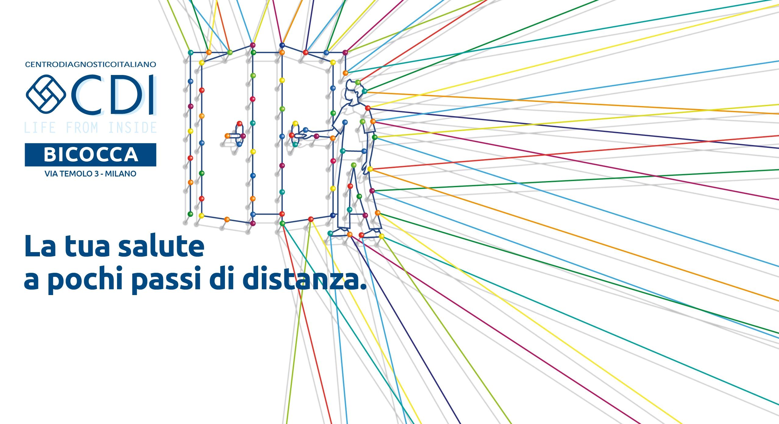 CDI Bicocca: il 30/08 apre anche il poliambulatorio